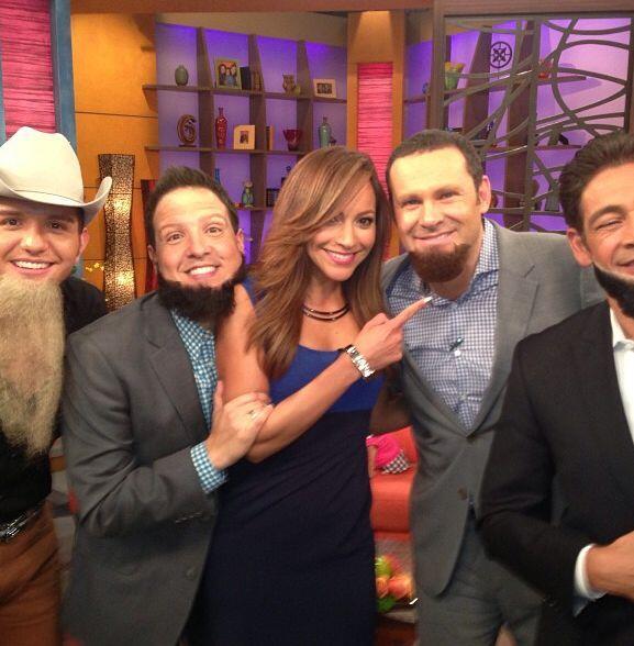"""""""El programa de hoy no esta de pelos, esta de barbas! #LOL #imposible no..."""
