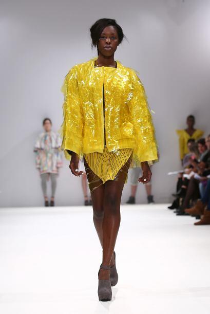 El London Fashion Week mostró creaciones increíbles, digna...