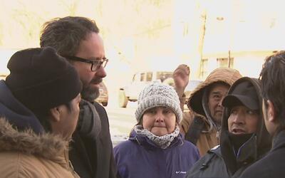 El grupo de Obreros Unidos de Yonkers recibe la visita del cónsul mexicano