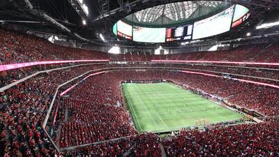 ¡Histórico! Atlanta United bate el récord de asistencia en la MLS con 70...