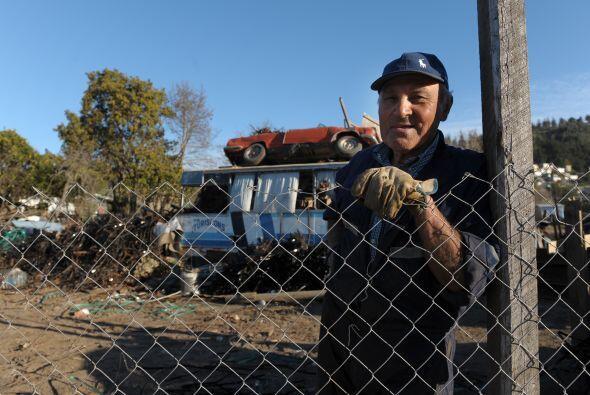 """En Talcahuano, """"el efecto del terremoto fue brutal en materia de desempl..."""