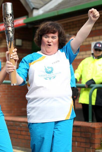 """Susan Boyle - """"Fue un diagnóstico equivocado cuando yo era niña,"""" """"Me di..."""