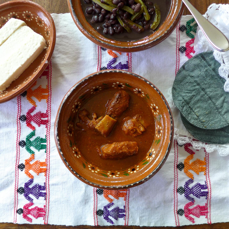 Familia López: Salsa De Carne Frita
