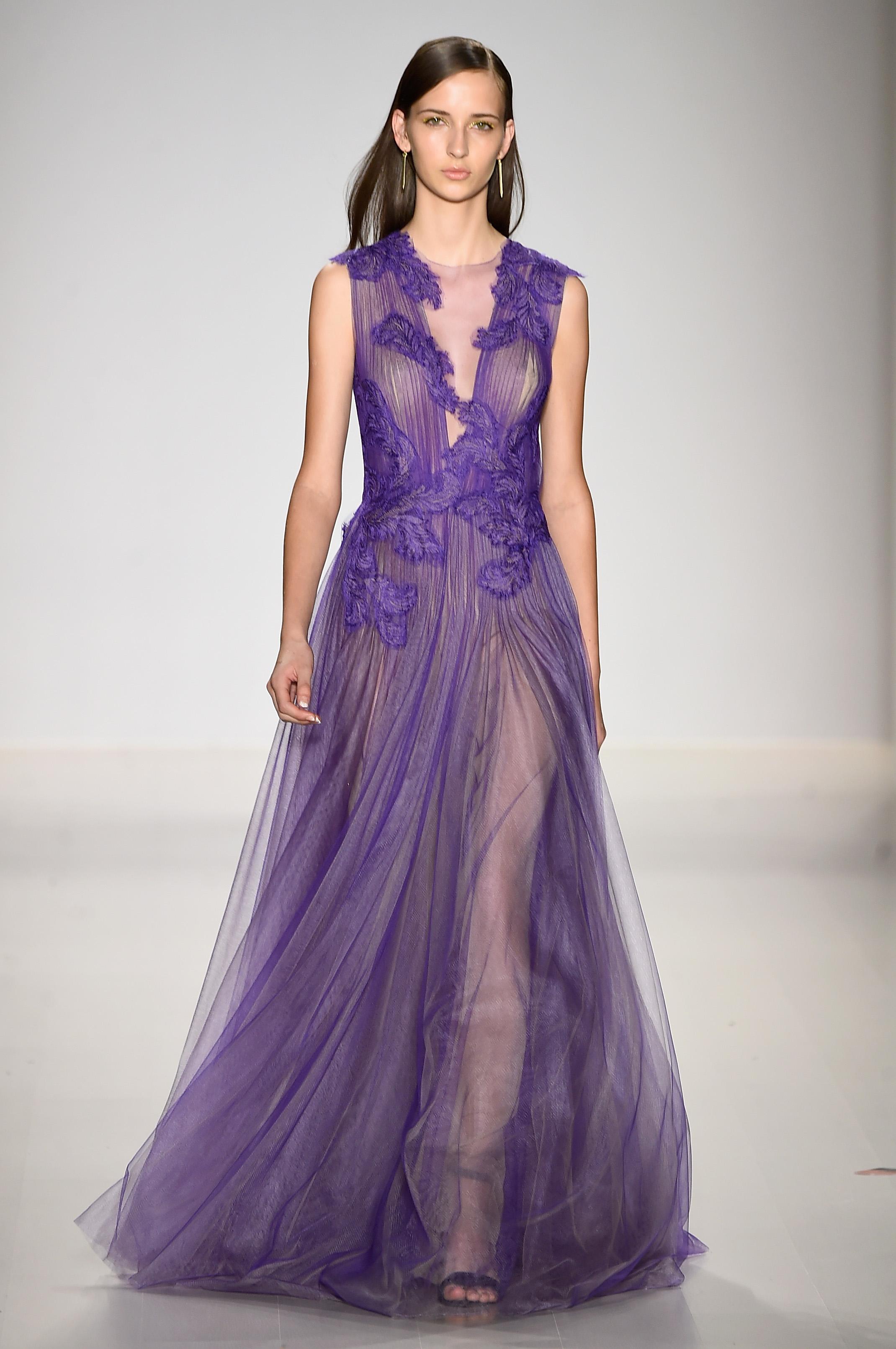 A Melania Trump siempre le ha gustado el lujo, pero su vestido ...