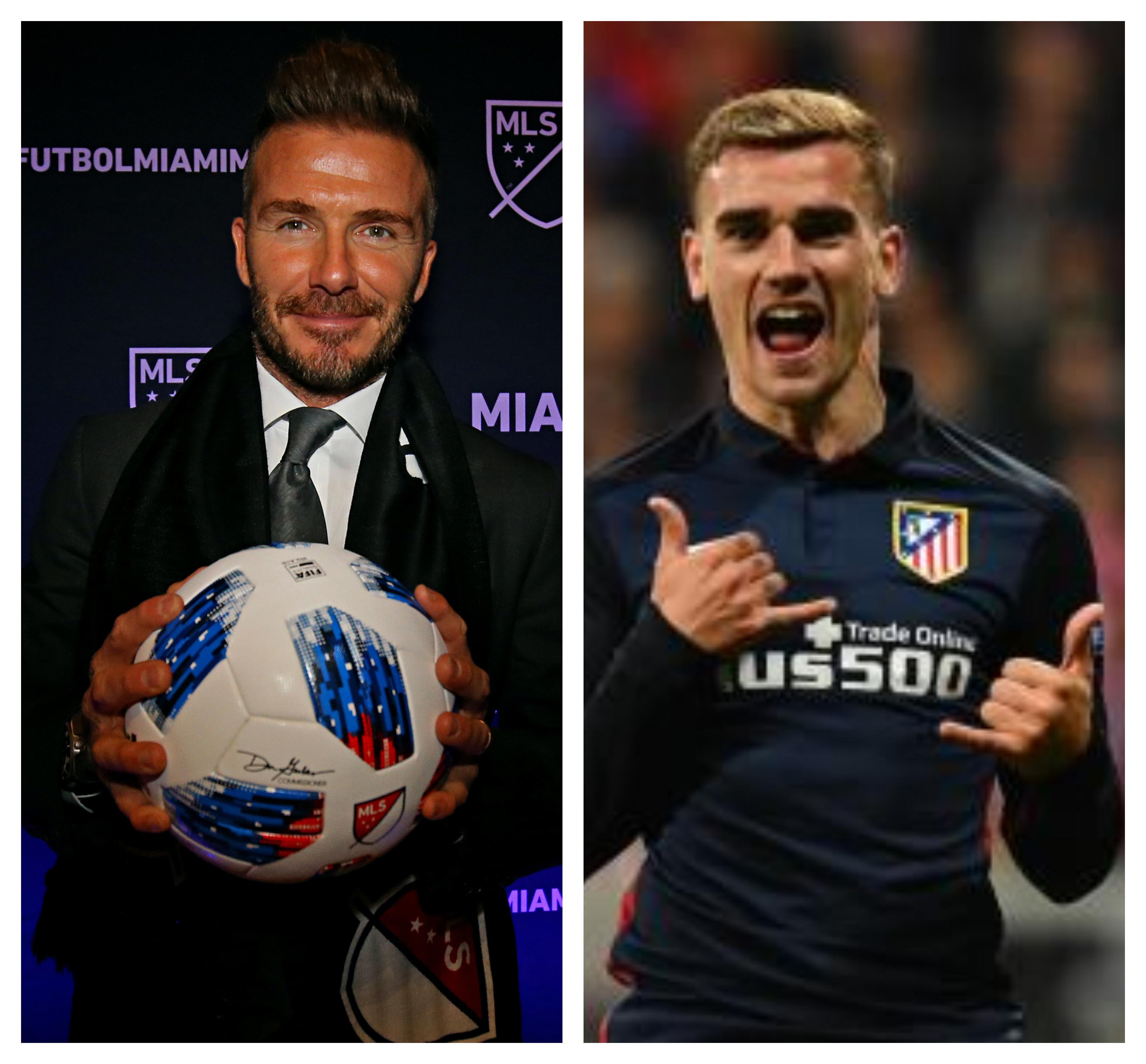 Amar A Muerte Capitulo 5: Hay Química: Griezmann Quiere Venir A La MLS, Beckham