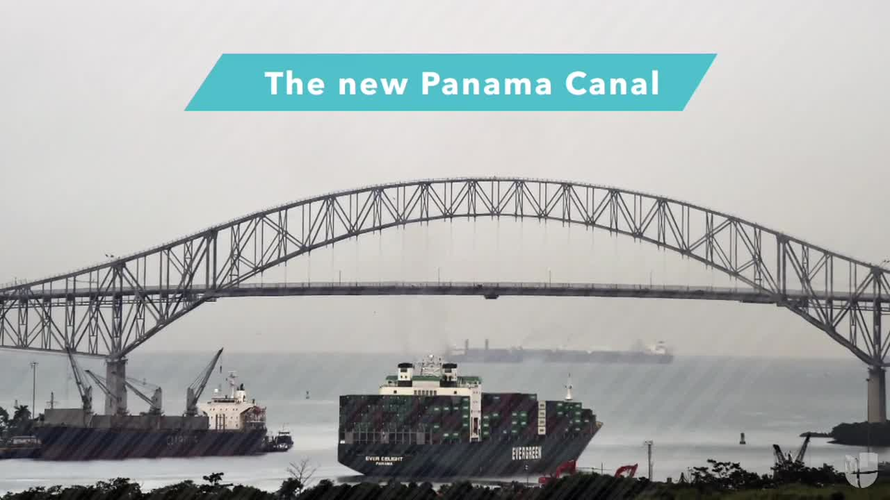 a history of the panama canal and a great water tollway the big ditch The history of the panama canal the panama canal has been called the big ditch, the bridge between two continents, and the greatest shortcut in the world when it was finally finished in 1914, the 51-mile waterway cut off over 7,900 miles of the distance between new york and san francisco, and changed the face of the industrialized world (panama canal).