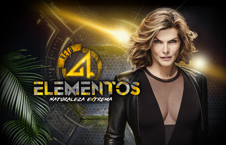 Gran estreno de Reto 4 Elementos Naturaleza Extrema por Unimás - Univision