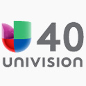 Logo RALEIGH north carolina univision 40